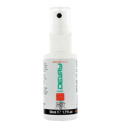 HOT Delay Spray 50 Ml - Spray opóźniający wytrysk