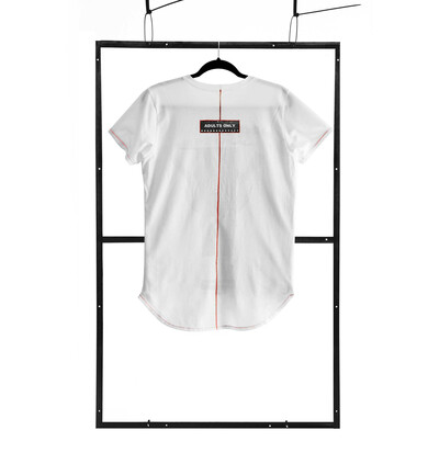 Demoniq TShirt Men 04 - Męski tshirt, Biały