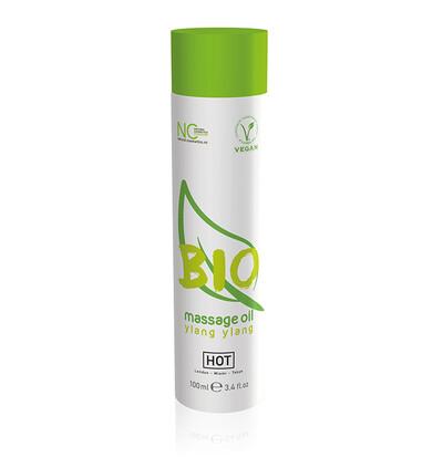 HOT Bio Massage Oil Ylang Ylang 100Ml. - Bio olejek do masażu