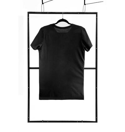 Demoniq TShirt Men 12 - Męski tshirt, Czarny