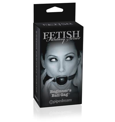 Fetish Fantasy Limited Edition Beg Ball Gag - knebel z kulką