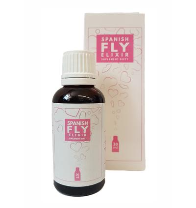 Emily Love Spanish Fly Elixir - Krople na libido