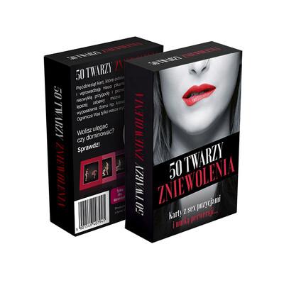 Grammi 50 Twarzy Zniewolenia-Sex Pozycje - Gra erotyczna