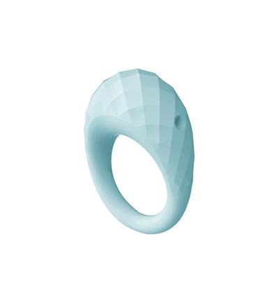 Dream Toys Aquatic Zelie - Wibrujący pierścień na penisa