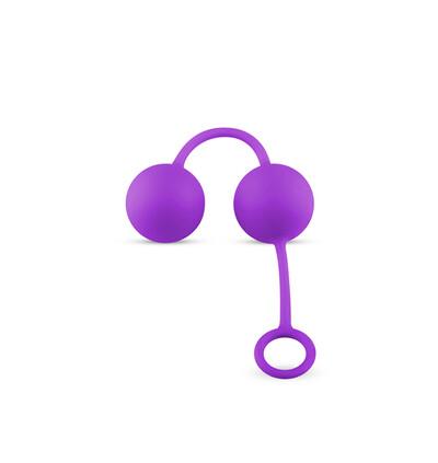 Easy Toys Canon Balls Purple - Kulki gejszy, fioletowe