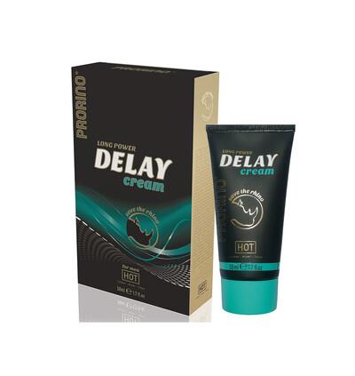 HOT Prorino Long Power Delay Cream 50Ml. - Krem opóźniający wytrysk