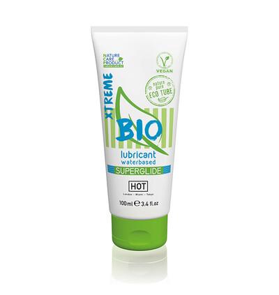 HOT Bio Lubricant Superglide Xtreme 100Ml. - BIO lubrykant na bazie wody