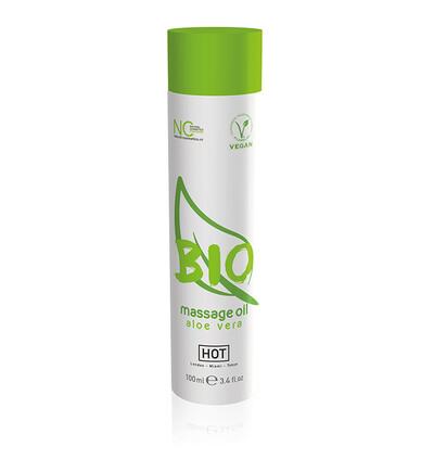 HOT Bio Massage Oil Aloe Vera 100Ml. - Bio olejek do masażu