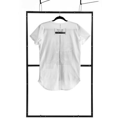 Demoniq TShirt Men 02 - Męski tshirt, Biały