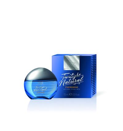 HOT Twilight Pheromone Natural Spray Men 15 Ml - Feromony męskie