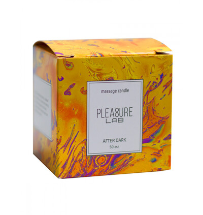 Intimate Distribution Massage Candle Pleasure Lab After Dark - Świeca do masażu