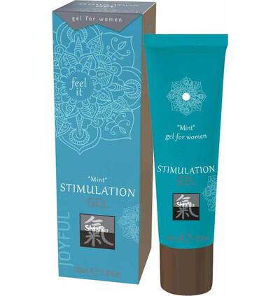 HOT Stimulation Mint Women 30Ml - Żel stymulujący dla kobiet