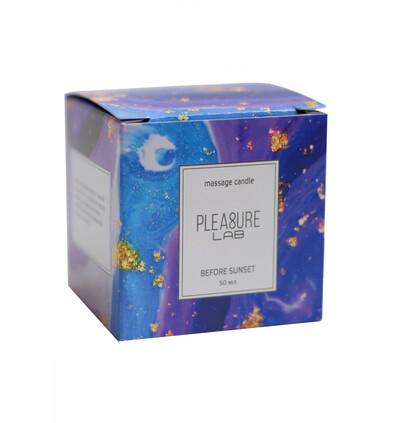 Intimate Distribution Massage Candle Pleasure Lab Before Sunset - Świeca do masażu