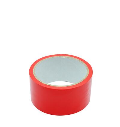 Dream Toys Blaze Bondage Tape 18M Red - Taśma do krępowania, czzerwona