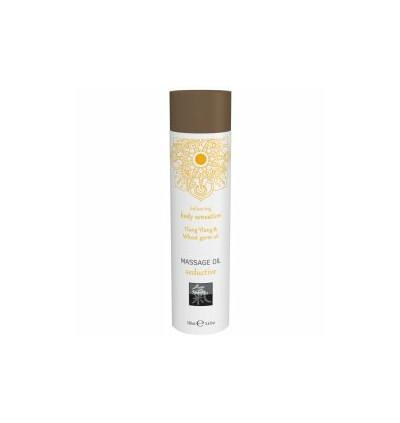 HOT Seductive Ylang Ylang & Wheat Germ Oil 100Ml - Olejek do masażu