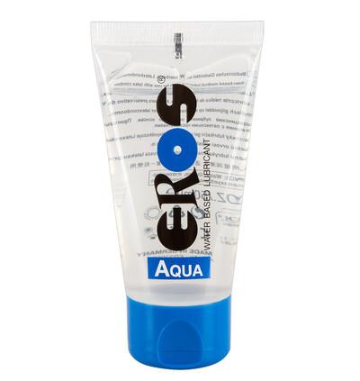 Eros Aqua 50 Ml - Lubrykant na bazie wody