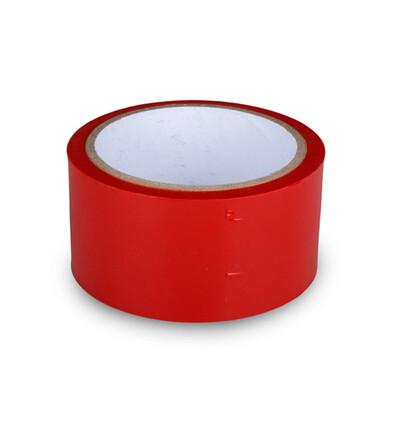 Easy Toys Red Bondage Tape 20 M - Taśma do krępowania, czerwona