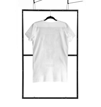 Demoniq TShirt Men 03 - Męski tshirt, Biały