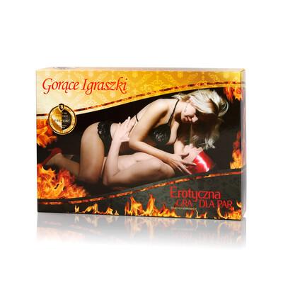 Gorące Igraszki - Gra erotyczna