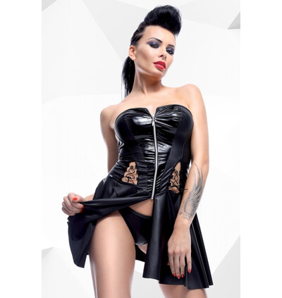 Demoniq Rita - Sukienka, Czarny