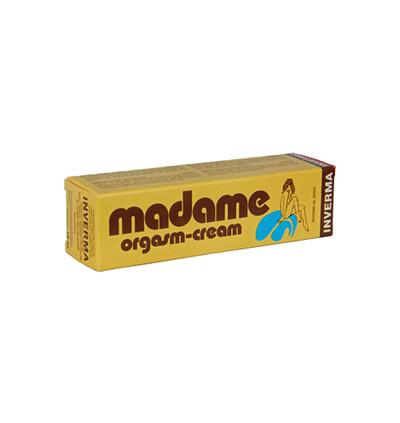 Inverma Madame Orgasm-Cream 18 Ml - Krem pobudzający orgazm dla Pań