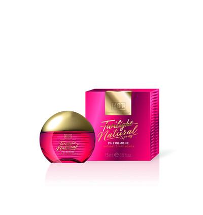 HOT Twilight Pheromone Natural Spray Women 15 Ml - Feromony damskie