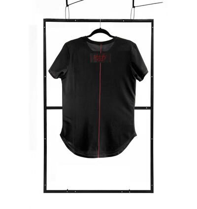 Demoniq TShirt Men 06 - Męski tshirt, Czarny