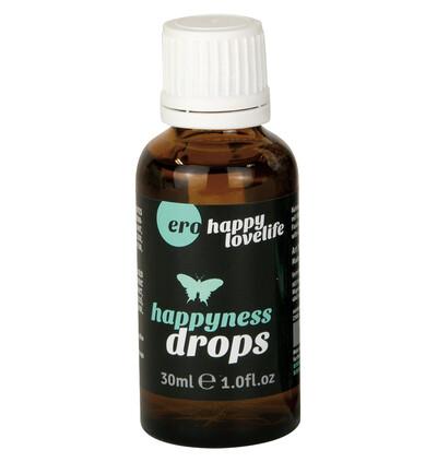 HOT Ero Happyness Drops 30 Ml - Krople na libido