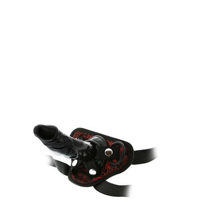 Dream Toys Blaze Deluxe Strap On Dildo - Dildo strap on