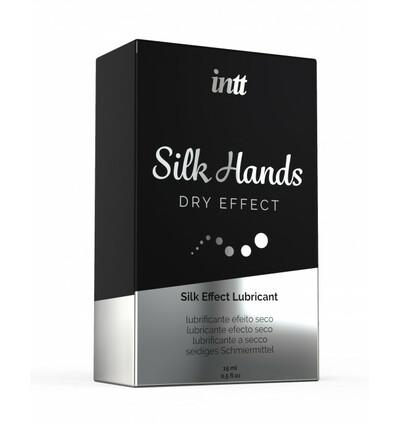 INTT Silk Hands 15 Ml - Lubrykant na bazie silikonu