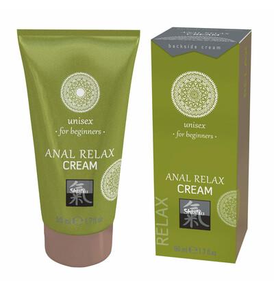 HOT Anal Relaks Unisex 50Ml - Spray rozluźniający do seksu analnego