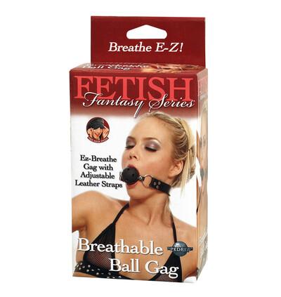 Fetish Fantasy Breathableball Gag - Knebel z kulką