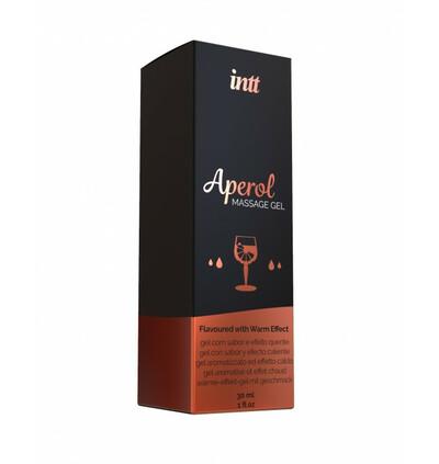 INTT Massage Gel Aperol 30 Ml - Żel stymulujący dla par, Apperol