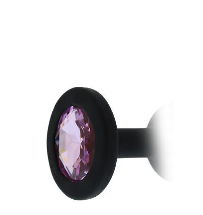 Dream Toys All Time Favorites Silicone Diamond Plug - Korek analny
