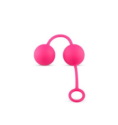 Easy Toys Canon Balls Pink - Kulki gejszy, różowe