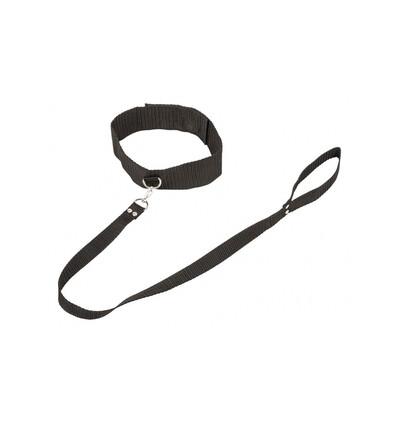 Lola Toys BC Collar And Leash One Size - Obroża ze smyczą