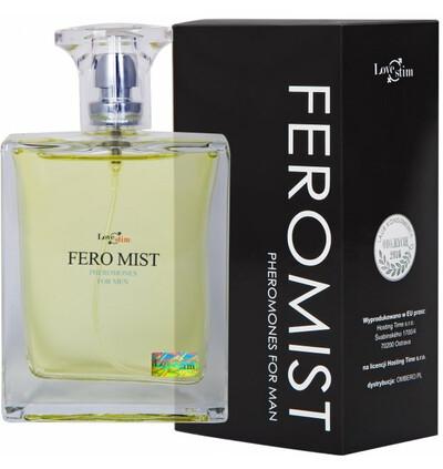 Love Stim Feromist New 100 ml Men - Feromony męskie