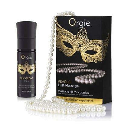 Orgie Pearl Lust Massage 30 Ml - Zestaw do masażu