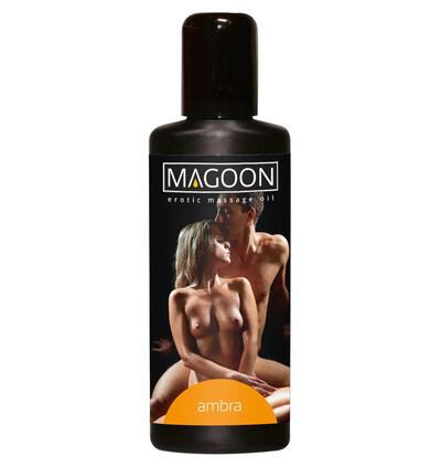 Magoon Ambra Massageöl - Olejek do masażu, bursztynowy