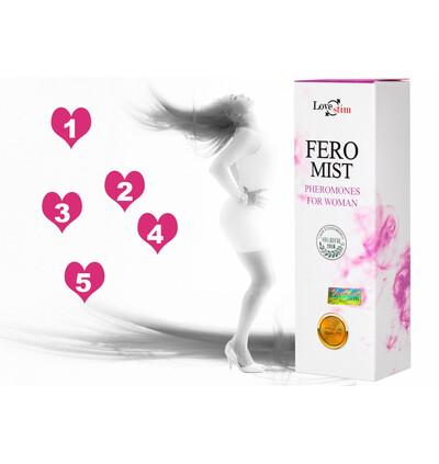 Love Stim Feromist Women 15 ml - Feromony damskie