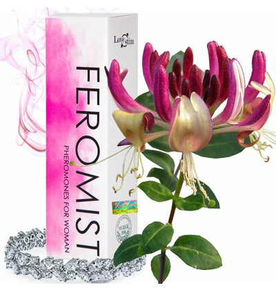 Love Stim Feromist New 15 ml Women - Feromony damskie