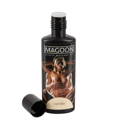 Magoon Vanille Öl - Olejek do masażu, waniliowy