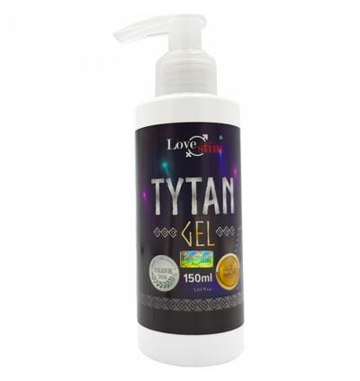 Love Stim Tytan Gel For Men 150 ml - Żel na potencję