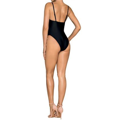 Obsessive Beverelle - strój kąpielowy, Czarny