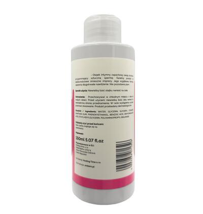 Love Stim Pop Gel For Fun 150 ml - Olejek erotyczny o konsystencji spermy