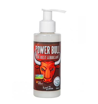 Love Stim Power Bull 150 ml - Żel wspomagający erekcję