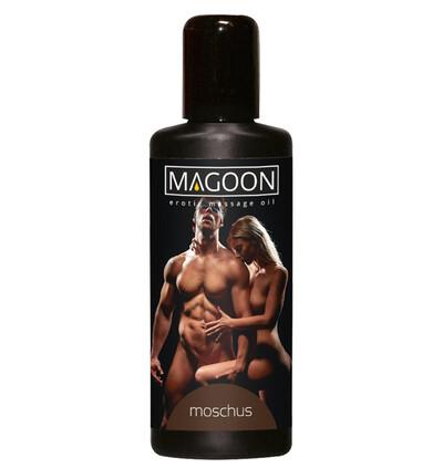 Magoon Moschus Massageöl - Olejek do masażu, piżmowy