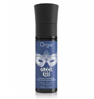 Orgie Greek Kiss 50 Ml - Żel stymulujący do stymulacji analnej