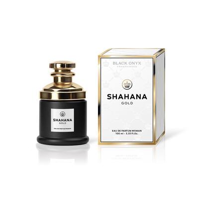 Pacogi Black Onyx Shahana Gold 80 Ml - Perfumy Damskie