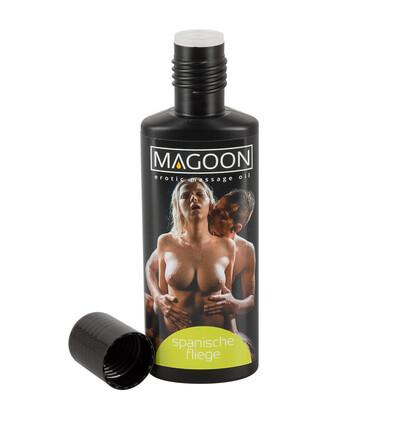 Magoon Spanische Flie.Öl100Ml - Olejek do masażu